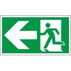 Išėjimas į kairę