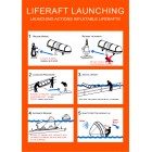 LIFERAFT LAUCHING