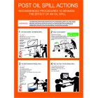 POST OIL SPILL ACTIONS