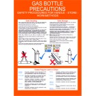GAS BOTTLE PRECAUTIONS