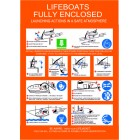 LIFEBOATS FULLY ENCLOSED