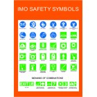 IMO SAFETY SIMBOLS