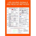 LIFE-SAVING SIGNALS AND RESCUE METHODS