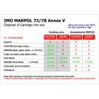 IMO MARPOL 73/78 ANNEX V
