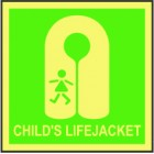 CHILD'S LIFEJACKET