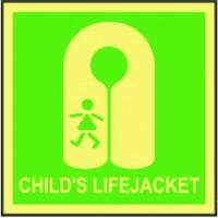 CHILD'S LIFEJACKET