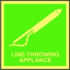 LINE-THROWING APPLANCE