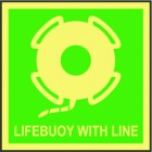 LIFEBUOY WITH LINE