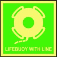 LIFEBUOY WITH LINE