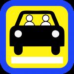 Automobilio žymėjimas ir kiti susije ženklai